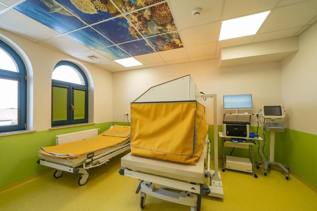 Ośrodek Medyczny SAMARYTANIN poczekalnia