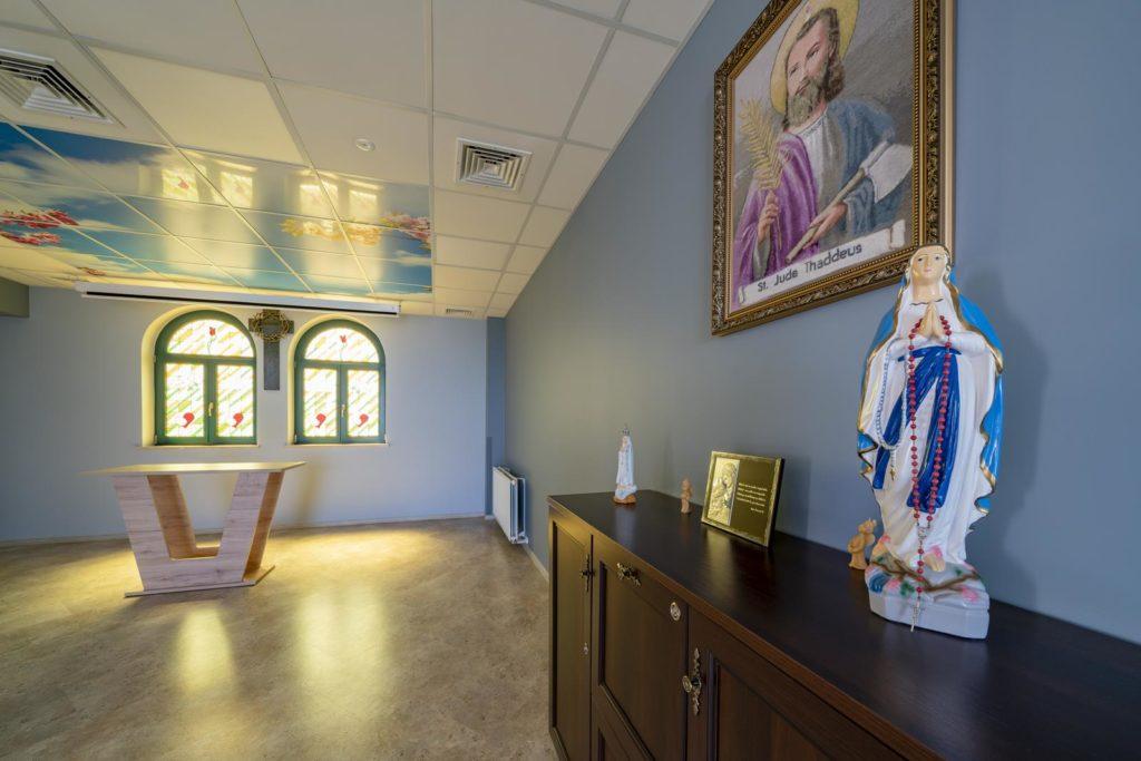Ośrodek Medyczny SAMARYTANIN kaplica
