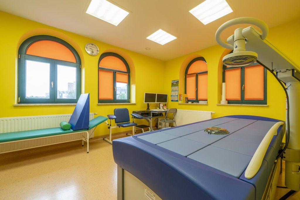 Ośrodek Medyczny SAMARYTANIN wewnątrz