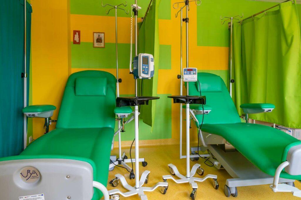 Ośrodek Medyczny SAMARYTANIN zabiegi